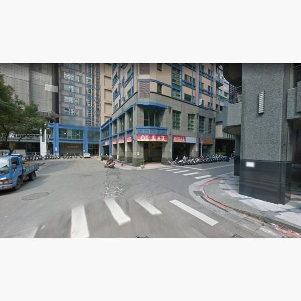 金店面民權東路六段近三總一樓挑高三角窗