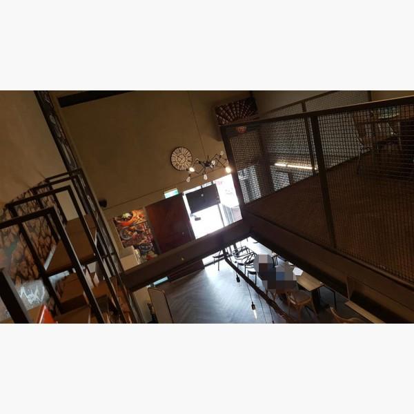 南屯市政公益商圈50坪好停車-優質餐飲店