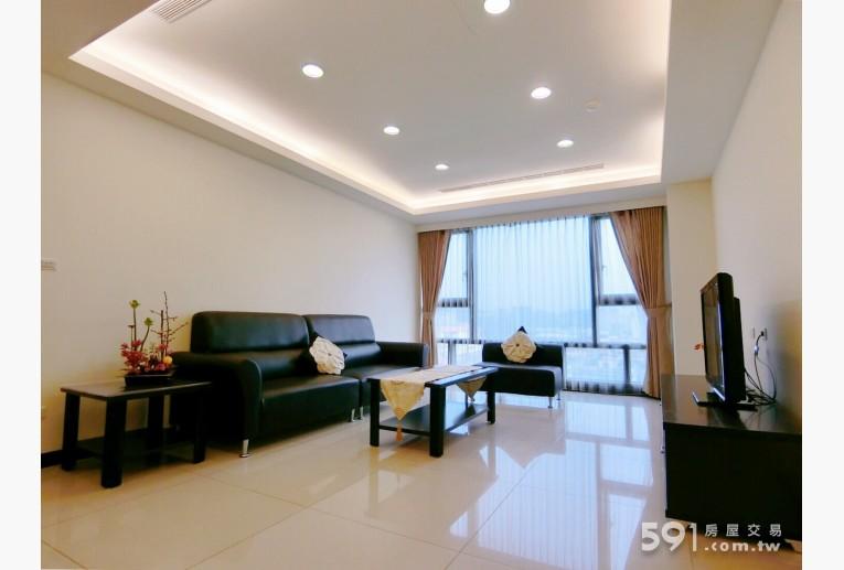 台北租屋,大同租屋,整層住家出租,豪華 101 景觀客廳