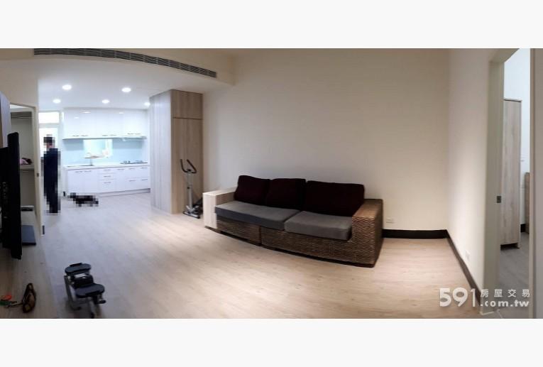 新北租屋,中和租屋,整層住家出租,全景