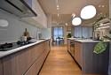 樣品屋廚房