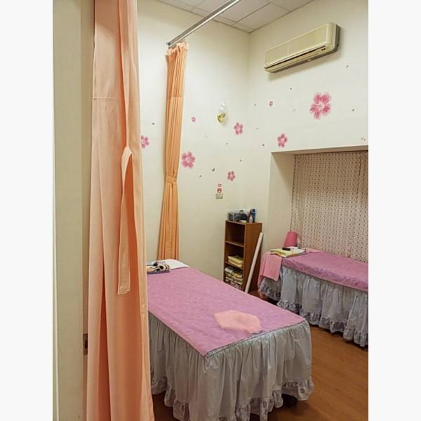 夫妻/情侶室,可同室享受舒壓