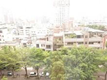 美術館雲門登峰面公園高樓朝南大4房平面