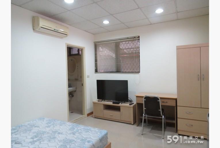 台北租屋,松山租屋,獨立套房出租,43吋大電視