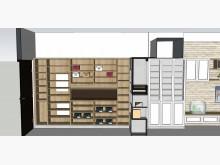 時光織錦面綠園道大三房休旅車位室內40坪