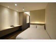 台北晶麒飯店宅華麗溫馨質感套房