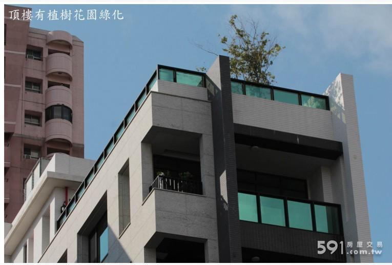 高雄租屋,左營租屋,店面出租,7~8/頂樓外觀
