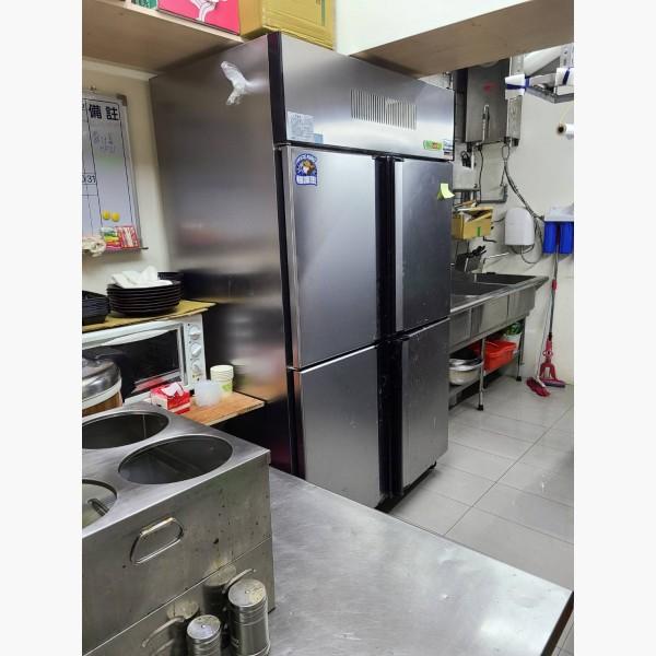 4門冰箱 上凍下藏