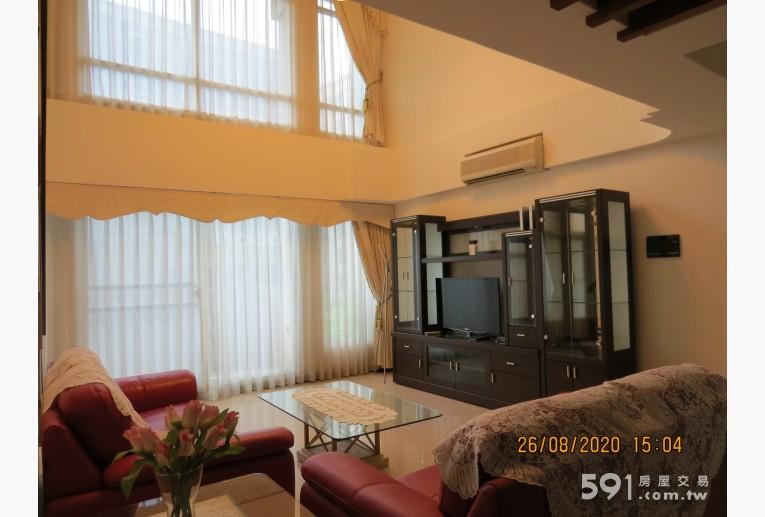台北租屋,中山租屋,其他出租,典雅高貴氣派寬敞挑高客廳