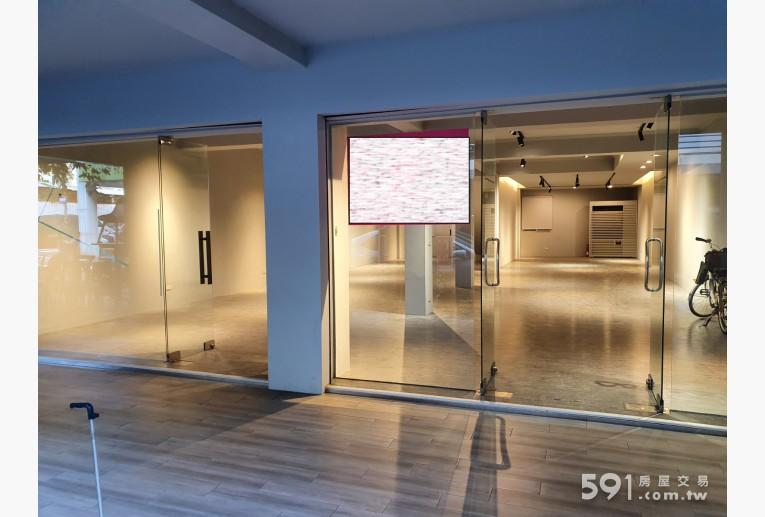 台北租屋,大安租屋,店面出租,1F室外現狀